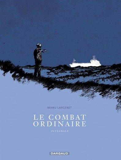 Le Combat ordinaire de Manu Larcenet. #Dargaud #BD #Larcenet