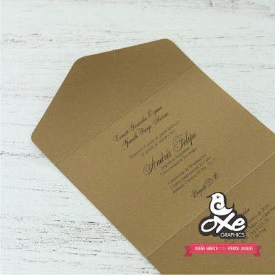 Las Tarjetas de Matrimonio que todos Desean!: Invitaciones grado