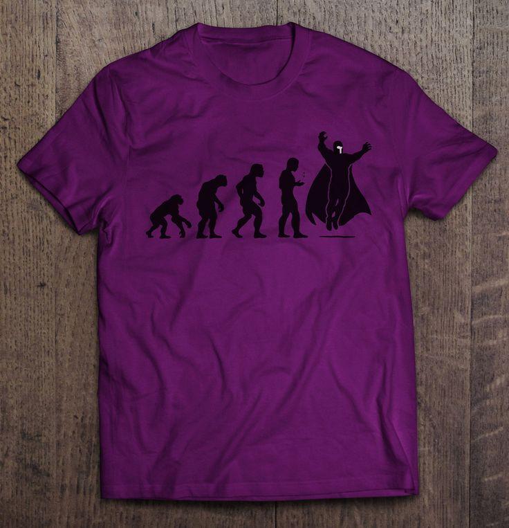 X- Men Mutant Evolution T Shirt