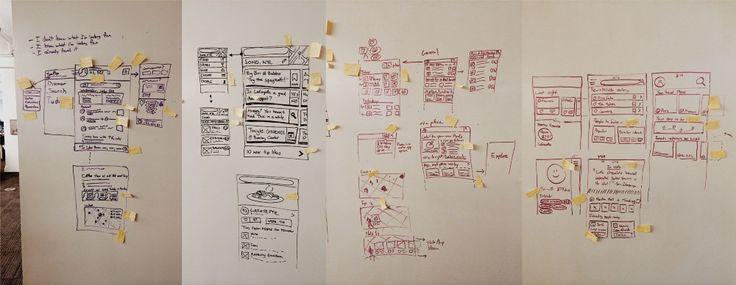 Designing the new Foursquare – Medium
