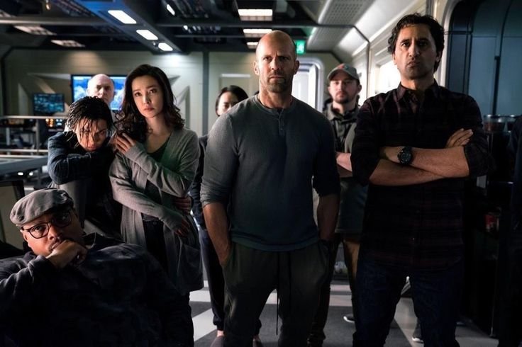 A new image from the upcoming Jason Statham mega-shark thriller The Meg has landed. The film also starsRuby Rose, Rainn Wilson, and Li Bingbing, whilst Jon Turteltaub is the man directing the action behind the camera. Five years ago, expert sea diver and Naval Captain Jonas Taylor encountered an unknown danger in the unexplored recesses …