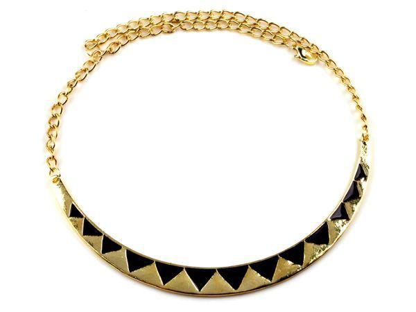 Мода ювелирные изделия панк стиль горячие короткие воротник ожерелье готический панк биб себе ожерелье цепькупить в магазине Mixlot StoreнаAliExpress