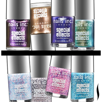For metallic-cool or cupcake-sweet nails, try these new polishes.  #Sephora    # Pin++ for Pinterest #