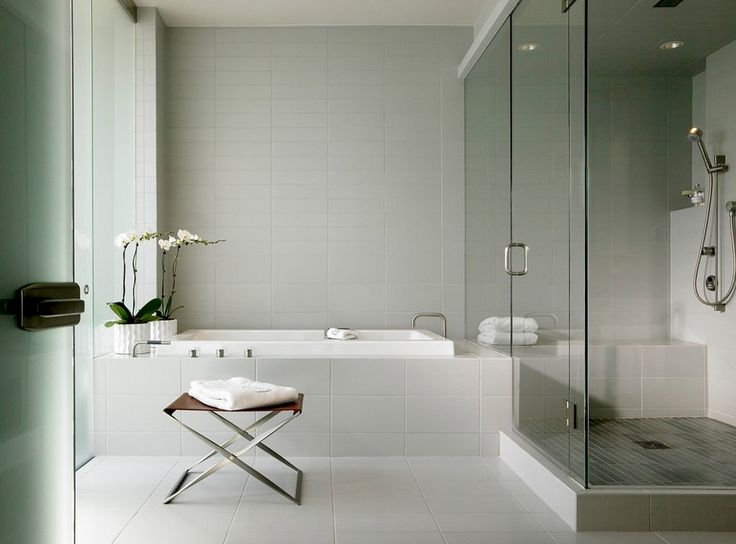 We Love A Zen And Relaxing Bathroom Especially This One With Our Origami Bathtub