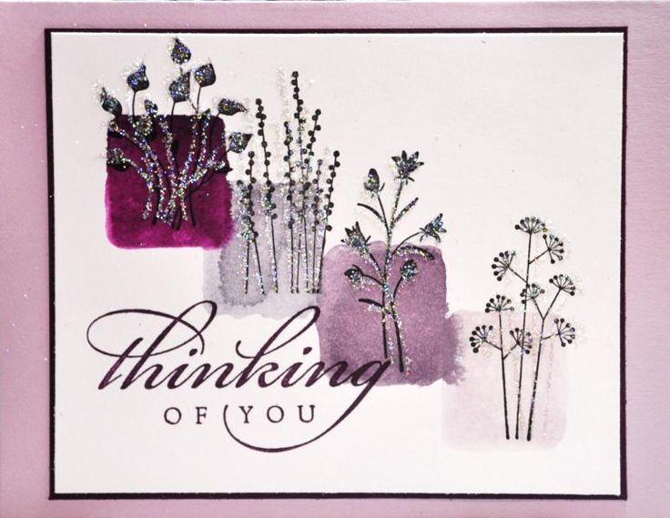 feminine - Homemade Cards, Rubber Stamp Art, & Paper Crafts - Splitcoaststampers.com