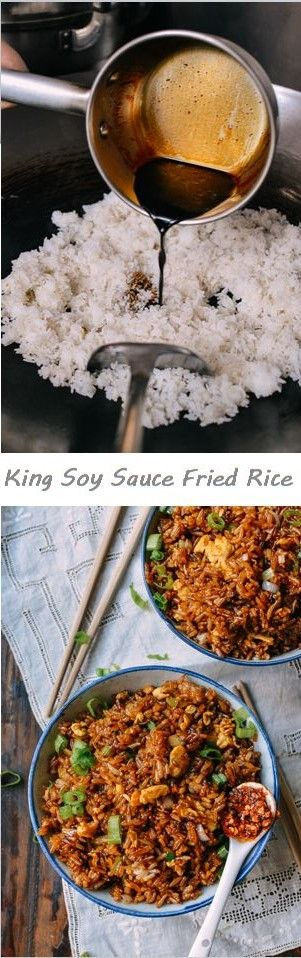 King Soy Sauce Fried Rice recipe by the Woks of Life