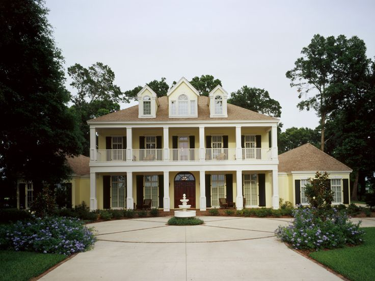 Pin On Colonial House Plans