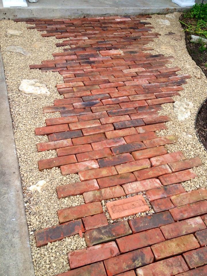 Best 25+ Brick path ideas on Pinterest | Brick pathway ...