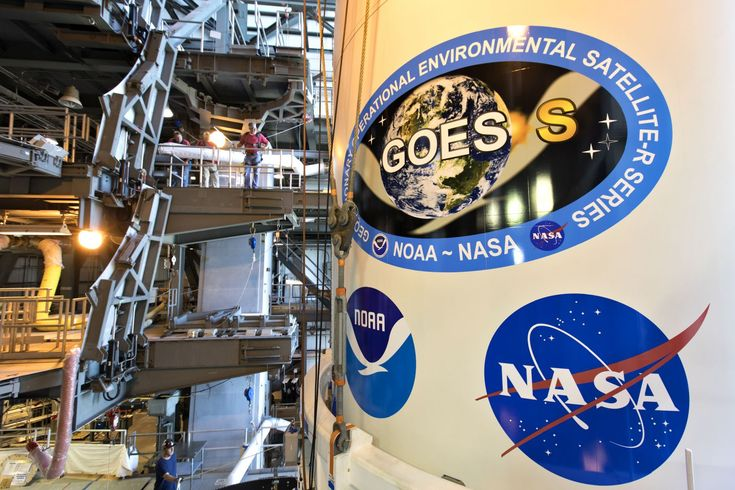 United Launch Alliance set to launch GOES S weather satellite