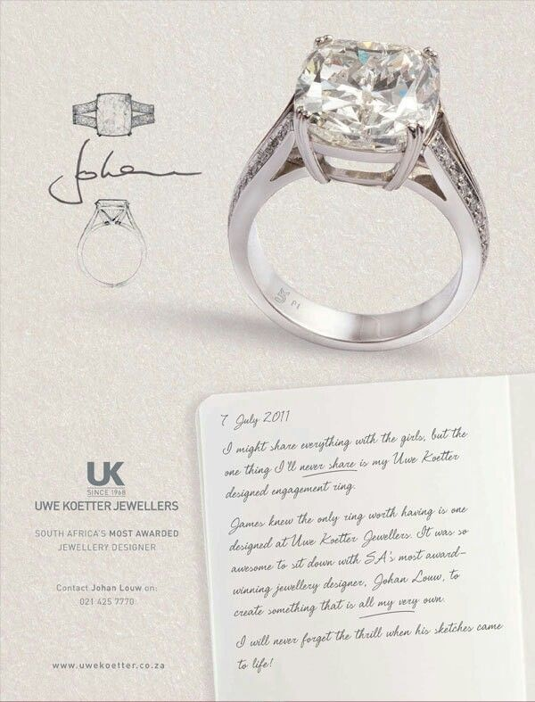 If my fiance brings me this ring i will marry hom twoce a year