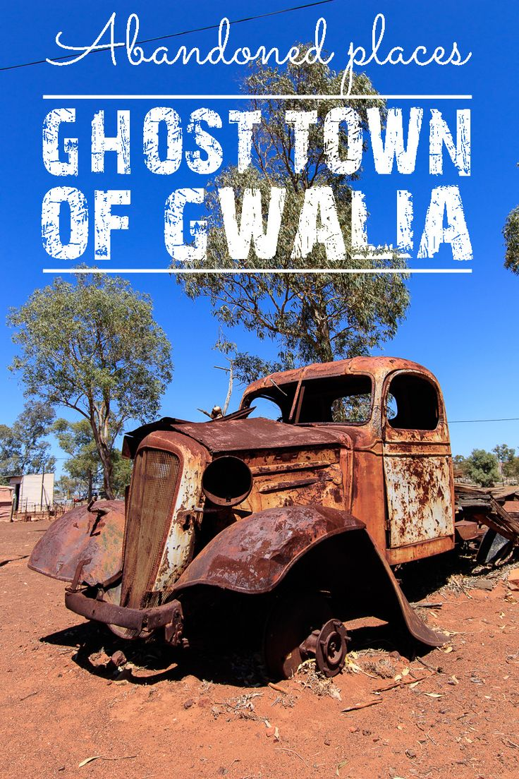 Gwalia is a beautiful example of a ghost town from the gold rush in the Goldfields of Western Australia. Step back in time and discover the amazing ghost town Gwalia.