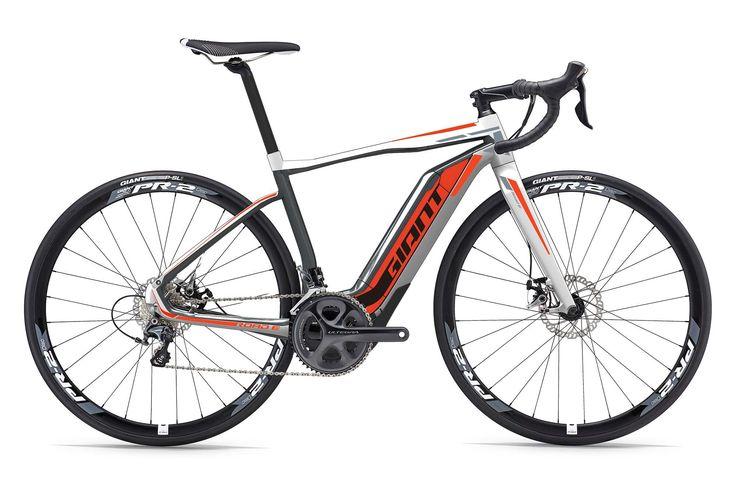 Giant e+2 electric bike, 80Nm, 500Wh