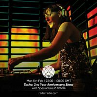 Radar Radio 2nd Anniversary show w/ v special guest Storm - 6th February 2017 by TASHA. on SoundCloud #drumnbass #hardcore #techno #houe