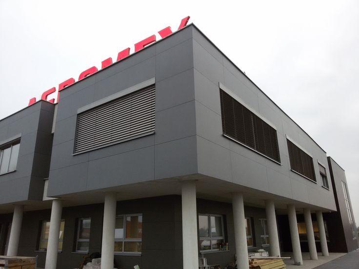 Poland - Marzenin - Agromex (Econ Cement)