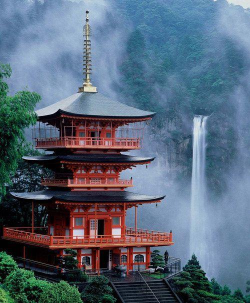 Kumano Nachi Taisha shrine, Wakayama, Japan