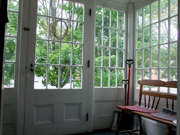Vestibule Front Glass Entry Porch Architectural