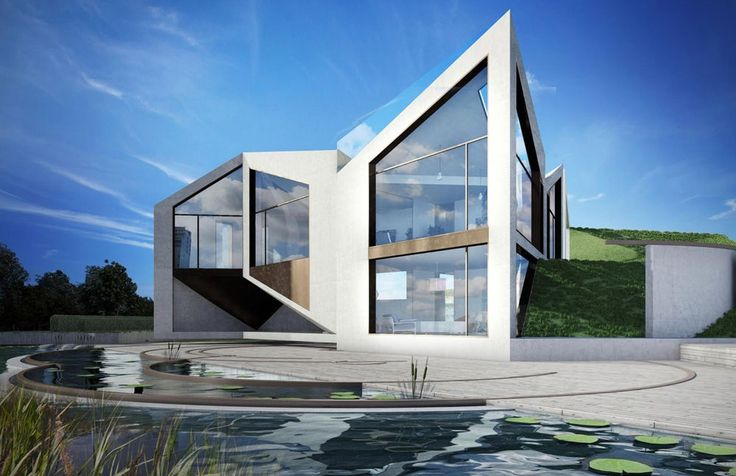 #Architecture: Revolving Devon House concept lets you choose your own view