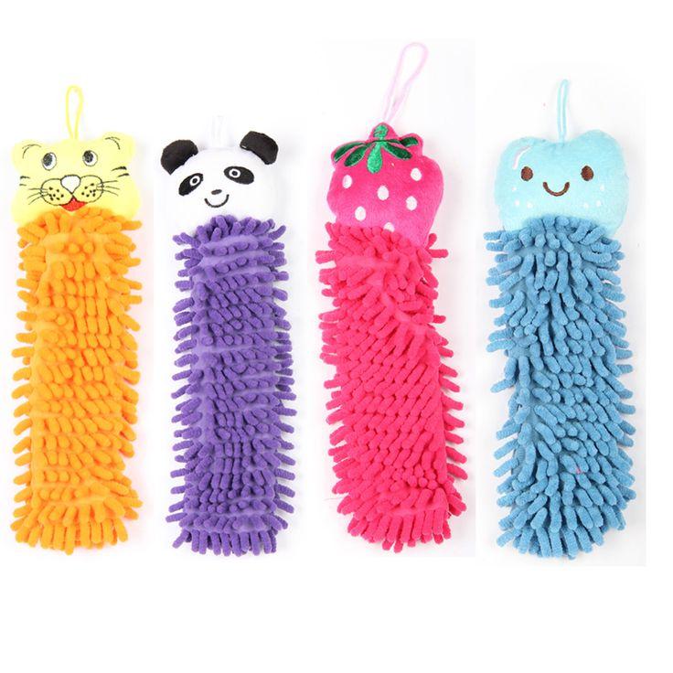 Cute Microfiber Hand Towel Rp 25.000