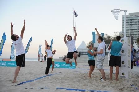 Register now for NetFest - Get your friends together and join thousands of netballers from across Australia and New Zealand on the Gold Coast between October 17-20 for the third annual NetFest.  Entries are now open for the popular event with a special 'early bird' offer available until June 30.