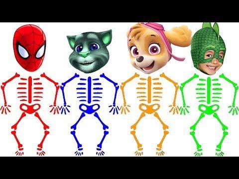 Pj Masks Full Episodes Disney Junior Compilation #3. New Superheros Cartoons Finger Family For Kids - YouTube