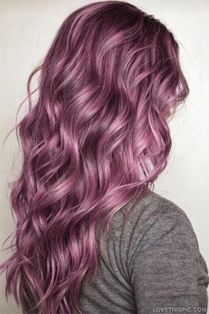 Rosa ou Pink ?: Como Pintar o cabelo com VG ( Violeta genciana ) ?