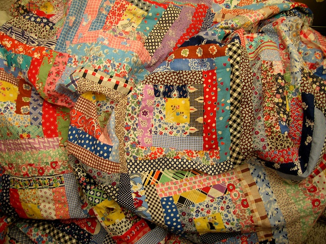 1000+ images about Log Cabin Quilts on Pinterest | Quilts, Doll ... : feedsack quilts - Adamdwight.com