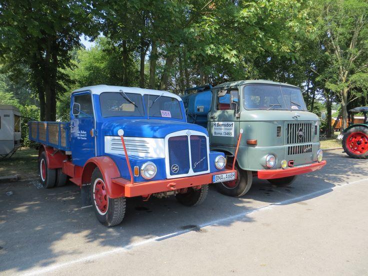 S4000-1 und W50 in Markkleeberg