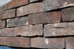 Reclaimed Handmade Bricks - Walsall Wood - Cawarden Reclaim