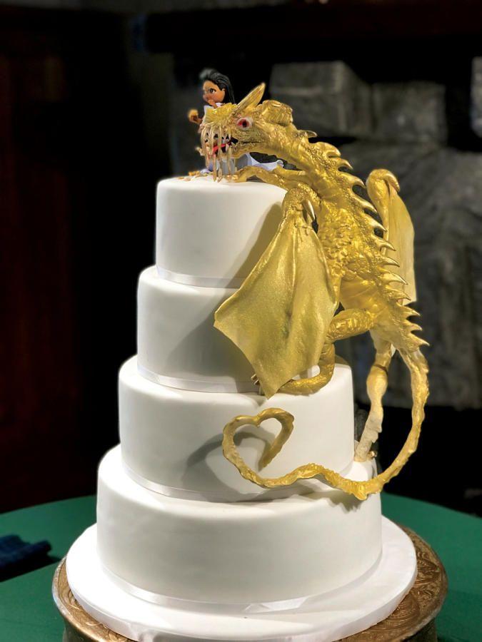 Pin by CakesDecor.com on Wedding Cakes | Pinterest | Wedding cake ...