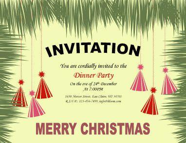 69 best diy invitation ideas images on pinterest invitation dinner party invitation template free invitation templatescard stopboris Gallery