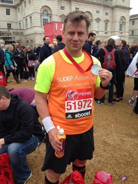 Steve Hill runs London Marathon in memory of his father http://us10.campaign-archive2.com/?u=aac4d049f610c5814d1ebeb6d&id=61fcb07e97&e=a23e1834c6