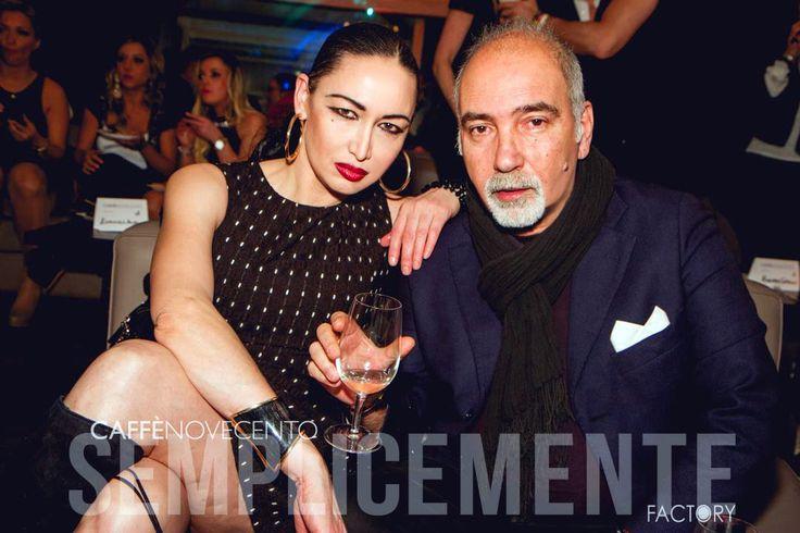 Valeriana Mariani CEO Donna Impresa Magazine e Bruno Baldassarri Direttore Mrketing http://www.donnaimpresa.com