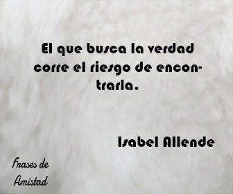 Frases de isabel allende de Isabel Allende