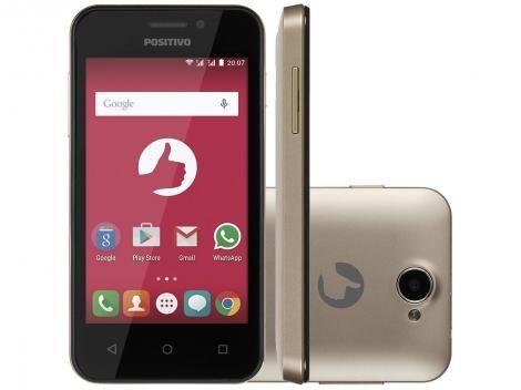 Smartphone Positivo One S420 8GB Dual Chip 3G com as melhores condições você…