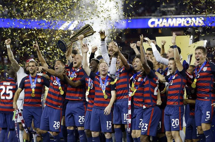 SANTA CLARA, Calif./July 27, 2017 (AP)(STL.News) — US Gold CupSoccer: As the victorious American players bounced so hard the podium shook,medals round their necks,a beaming Bruce Arena in the back raised his arms to the air right along with t...
