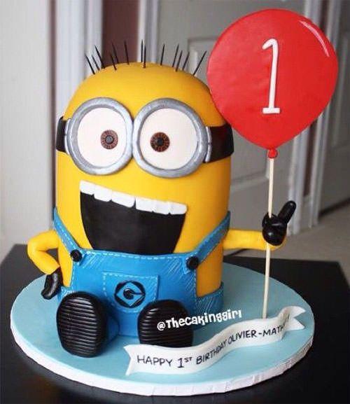 Torta Minions 39