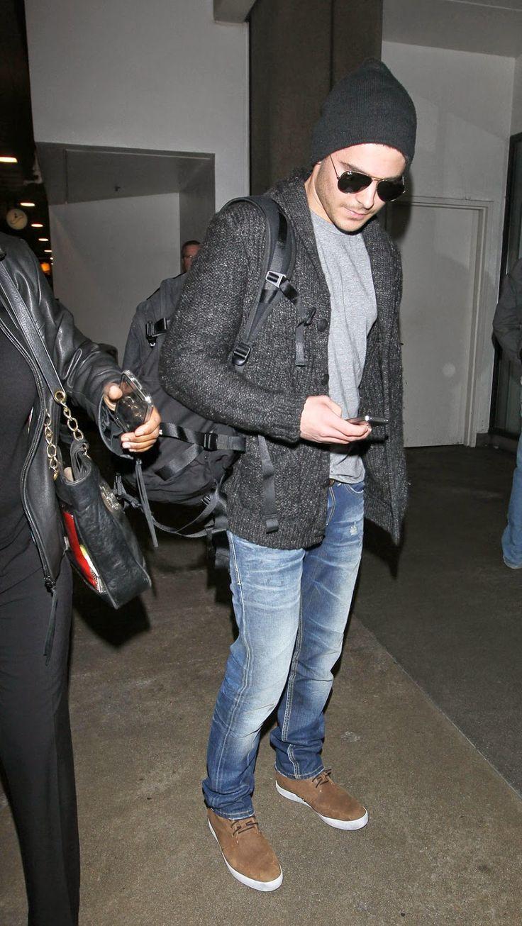 Fashion World: Just Love Zac Efron Style Fashion