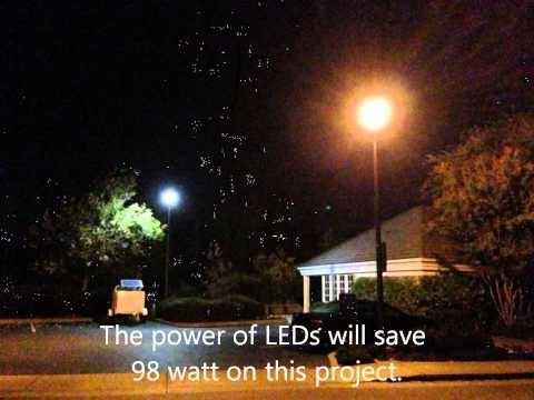 23 Best Images About Led Parking Lot Lights On Pinterest