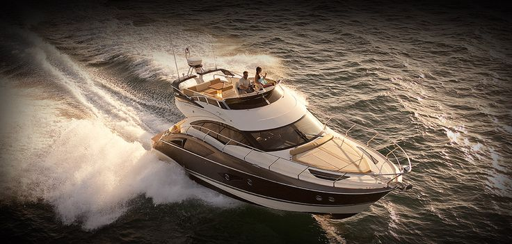 420 SB Luxury Yacht by Marquis Yacht Manufacturers