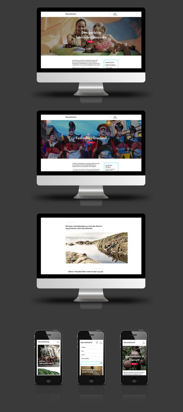 Telemarkshistorier er Visit Telemarks nye blogg der det deles gode historier fra fylket.