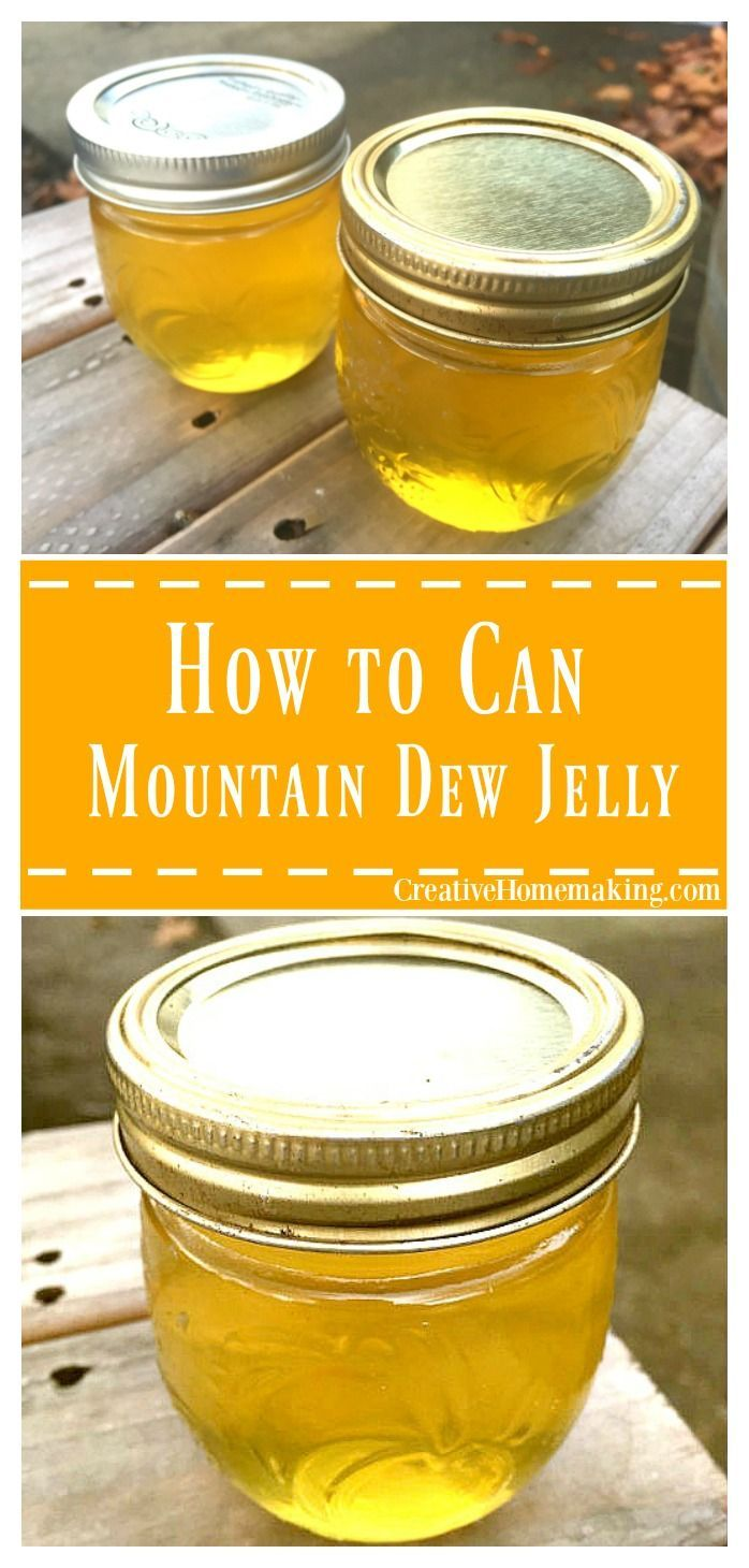 Mountain Dew Jelly