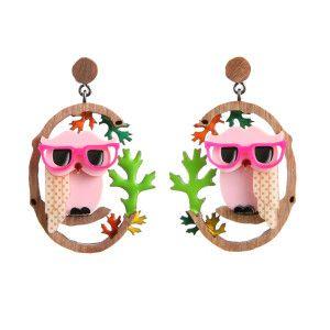 #LaHormiga #Earrings