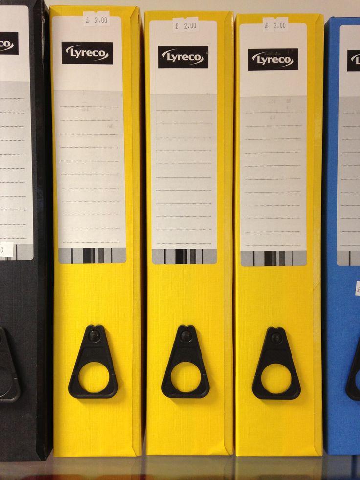 More folders...