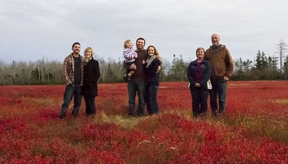 Stories from across Canada on family farming - a #blueberry farmer from #PEI #IYFF14 http://ow.ly/Crh9M #AgMoreThanEver