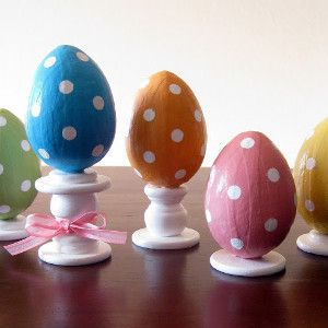 17 DIY Easter Decorations and Other Easter Crafts | AllFreePaperCrafts.com