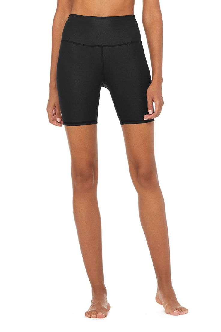 High-Waist Biker Short – Yoga clothes