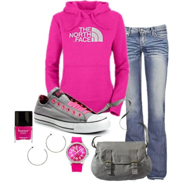 Sporty, created by honeybee20 on Polyvore
