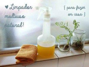 Limpador caseiro de laranja e canela 300 ml de vinagre de álcool Casca de 1 laranja 1 pau de canela  em um pote tampado e deixe curtir por 1 ou 2 semanas. Coe, coloque em uma embalagem spray,  utilize na limpeza diária e  perfumar ambiente. recomenda usar a solução, que é natural, em até 6 semanas.