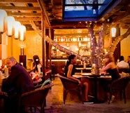 Asokaon Kloof Street is universally acclaimed as one of the coolest bars in Cape Town and is the place to be on Tuesday nights. Come early for dinner as it fills up fast and the line stretches long