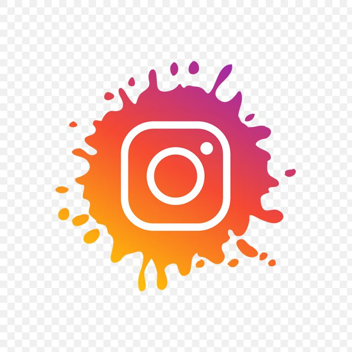 Splash Instagram Icon Png Image Free Download Searchpng Com In 2021 Instagram Symbols Instagram Logo Transparent Art Prints Quotes